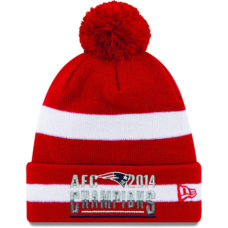 2014 AFC Champion Knit-Red/White