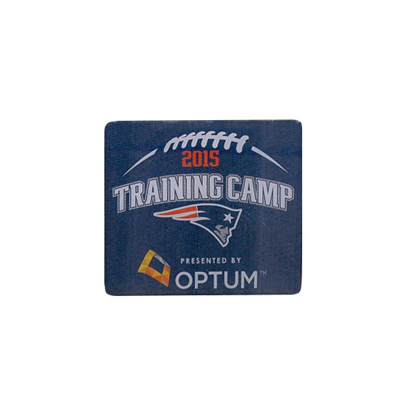 2015 Training Camp Pin