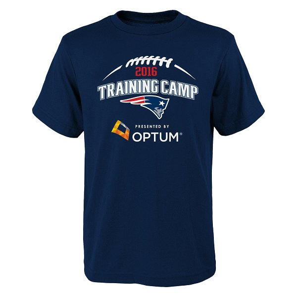 Youth 2016 Training Camp Tee-Navy