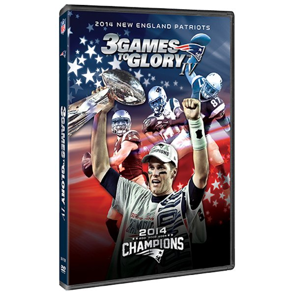 3 Games to Glory IV DVD