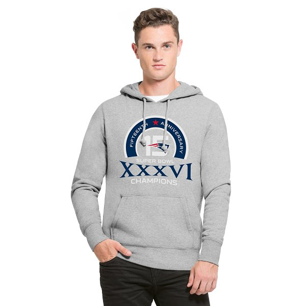 '47 Brand Super Bowl XXXVI 15th Anniversary Hood