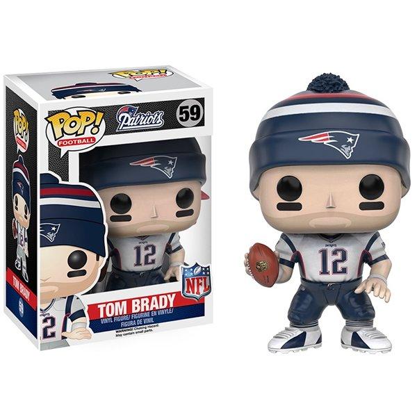 Tom Brady 2016 Funko Figure