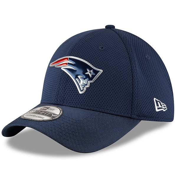 New Era Color Rush 39Thirty Flex Cap-Navy