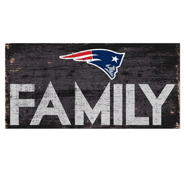 Patriots Family Sign