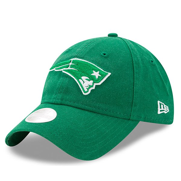 Ladies New Era STP 9Twenty Cap-Green