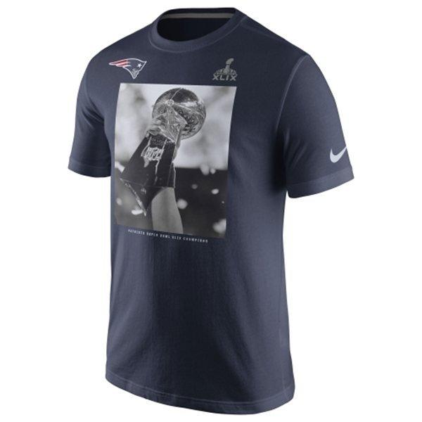 Nike Super Bowl XLIX Lombardi Trophy Tee