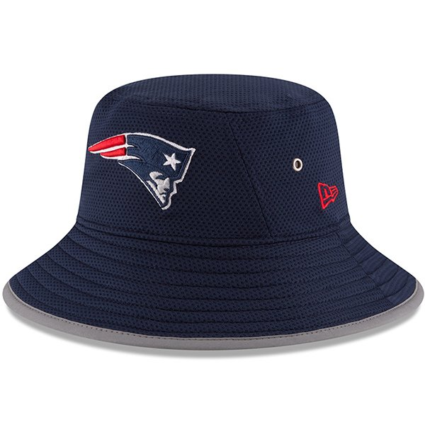 New Era 2016 Training Bucket-Navy