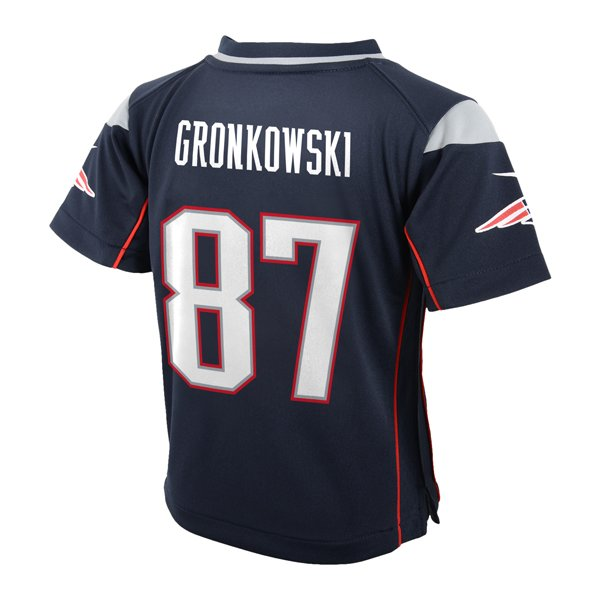 Toddler Nike Rob Gronkowski Jersey-Navy