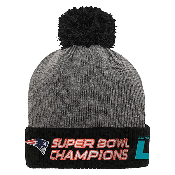 Youth Super Bowl LI Champions Knit Hat